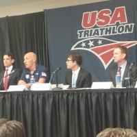 Media Coverage of the USA Triathlon Press Conference