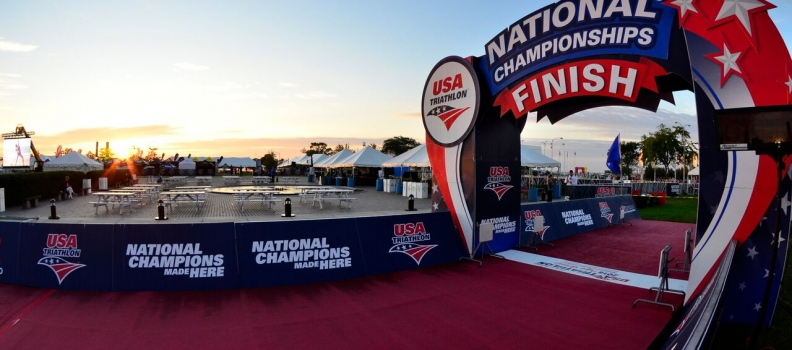 Omaha to Host USA Triathlon Age Group National Championships