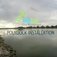 PolyDock Installation at Carter Lake