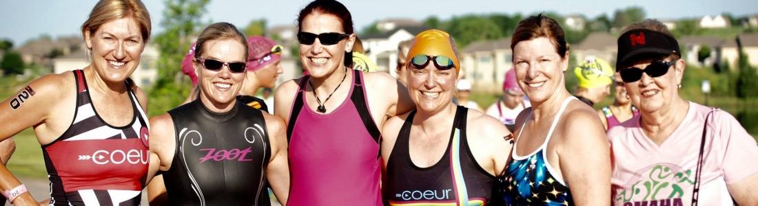 Share Your Strength – Omaha Women's Triathlon Mentoring Program