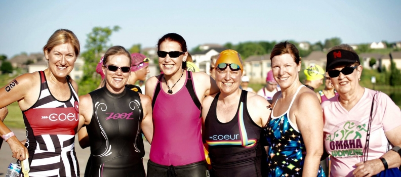 Share Your Strength – Omaha Women's Triathlon Mentoring Program
